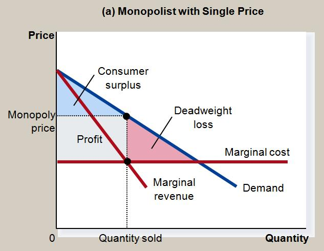 D. Perfect Price Discrimination refers to the situation when the monopolist knows exactly the willingness to pay of each consumer and can charge each customer a different