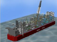 on moving platforms are understood Many FLNG projects at