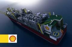 Contract for FLNG in the World (Prelude, Petronas) Technological