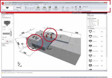 HILTI PROFIS ANCHOR CHANNEL SOFTWARE Design software for accurate and reliable planning Easy to use, up-to-date software is essential for the efficient specification of Anchor Channels.