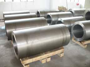 shaped forgings,