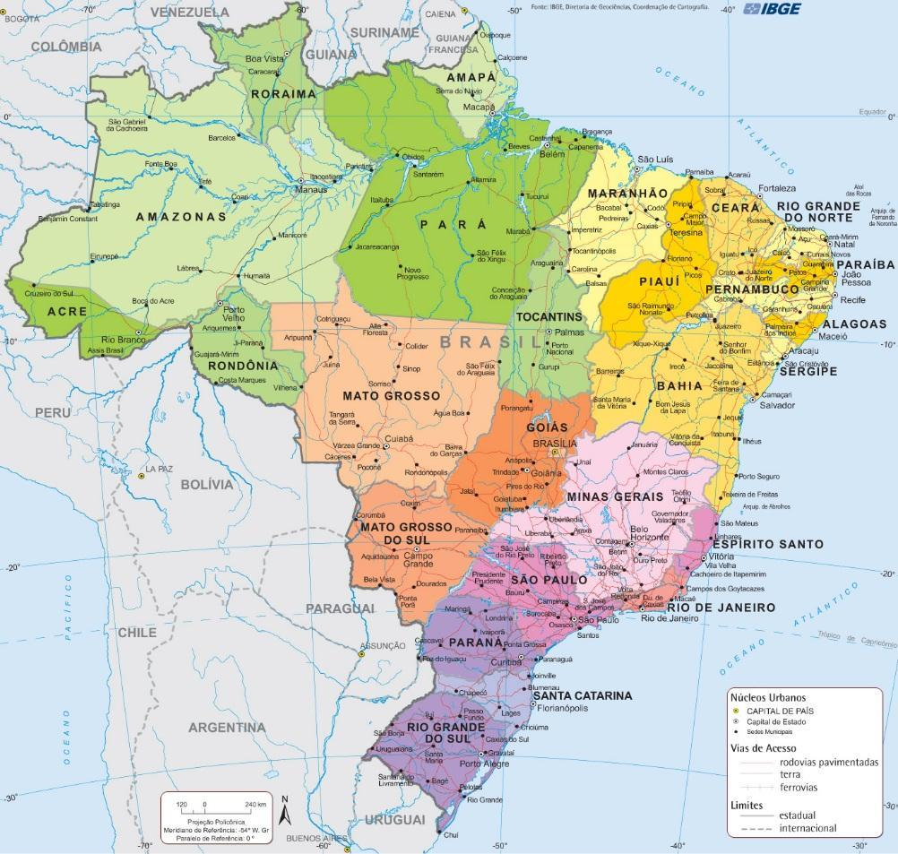 Brazilian Agriculture Main Markets Destination Source: AgroStat Brasil from