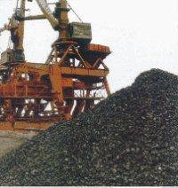 Coke (Coal) Supplies the heat for the process. Combines with oxygen in the iron ore and liberates the metallic iron.