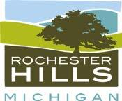 COMMUNITY SPECIFIC DETAILS 1. Information Required For Permit Application City of Rochester Hills A. Building Permit Application - Forms are available online at www.rochesterhills.