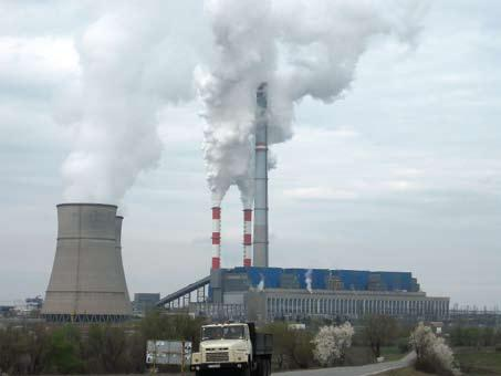 cover story 6 Increasing the coal-burning capacities at the Maritsa-Iztok complex is a part of the Bulgarian Government energy strategy. electricity prices of the new Belene nuclear power utility.
