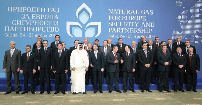 cover story The Bulgarian Energy Puzzle By Mina Georgieva The international Energy Summit Natural gas for Europe. Security and partnership took place in Sofia in the end of April.