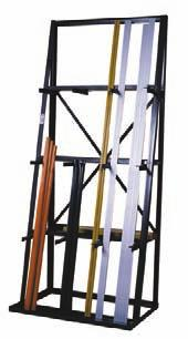 SPG offers you a wide array of storage racks that can bring your backroom the storage capacity you need to hold more inventory, while improving