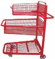 3-Tier Carts Heavy