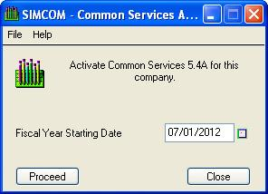 You would use this session date to convert the Simply Accounting sample company to Sage Accpac ERP.