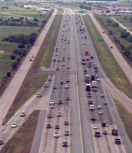 Chapter 2 Access Management Criteria Section 5 Frontage Roads Section 5 Frontage Roads Overview This section describes the function and characteristics of freeway frontage roads, including how access