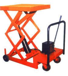 SPECIAL OTHER HANDLING EQUIPMENT Crystal Hydraulic Scissor Lifts