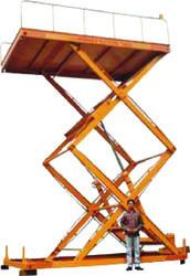 Stacker Lifting Table