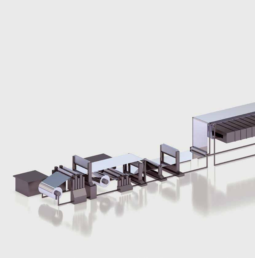 COLD ROLLING MILL & STRIP PROCESSING LINES Coilers Uncoilers Tension