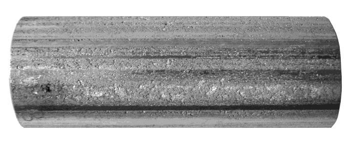 Figure 7 Macrographs after corrosion testing