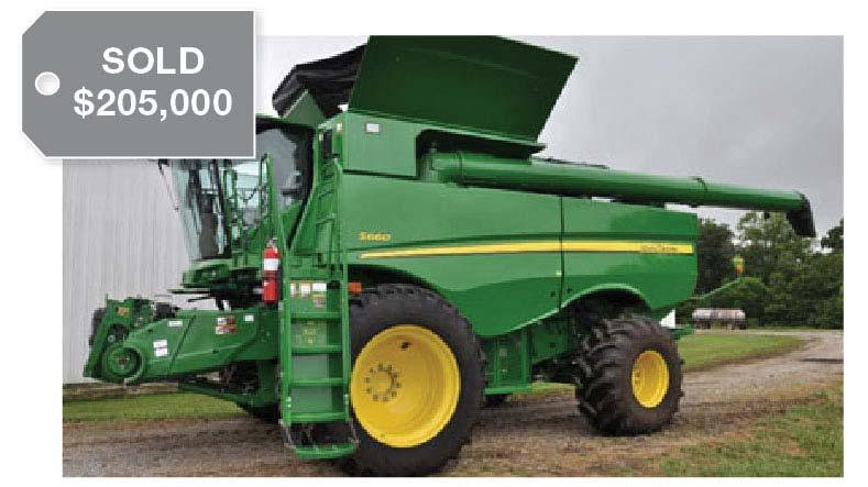 Combines NOTE: Machinery Pete s analysis is based on entire categories, not specific brands.