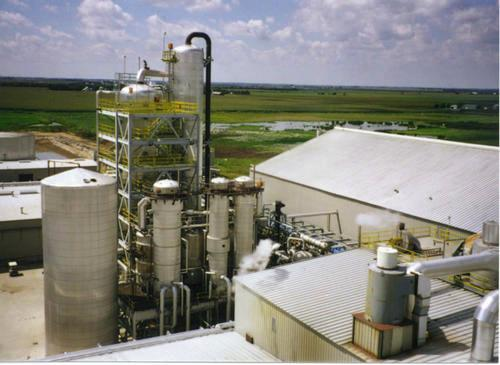 Ethanol is commercially produced in one of two ways, using either the wet mill or dry mill process.