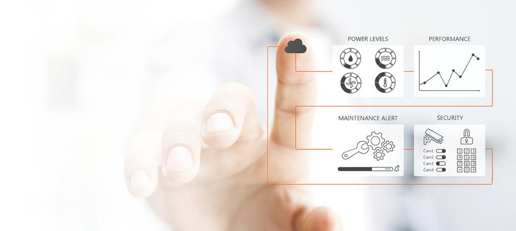 Point of View Internet of Things Turn your data into accessible, actionable insights for maximum business value Executive Summary Use a connected ecosystem to create new levels of business value The