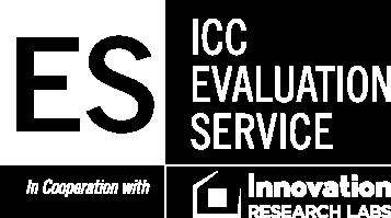 0 Most Widely Accepted and Trusted ICC-ES Evaluation Report
