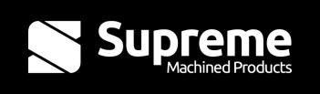 1.0 INTRODUCTION 1.1 This guidelines manual defines the minimum requirements for Supreme Machined Products Co.; Inc.
