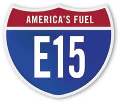 Nearly 400 million trouble-free miles have been driven on E15 since its introduction.