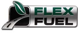Flex fuels are currently approved for use only in flex-fueled vehicles (FFVs).