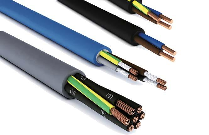 CABLES 3 and use of the cable falls in the provision of paragraph 10.6.2, paragraph b) of IEC/EN 60079-14.