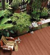 recreational areas such as swimming pool deck to ensure