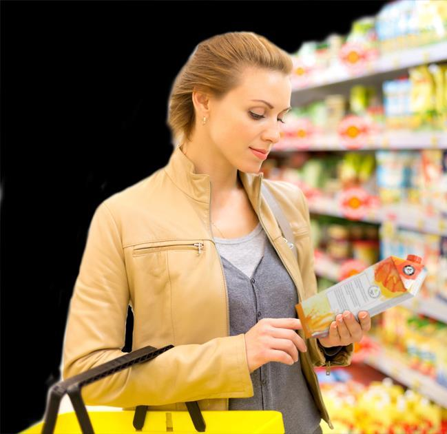 Consumers: When you shop for beverages, do you typically