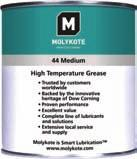 32 Molykote 44 M 27 Oils & Greases SKF bearing grease for a wide range of applications LGMT 2 Lithium based NLGI 2 grease. Wide range of industrial applications.
