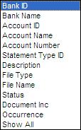 duplicates Access to estatement record and