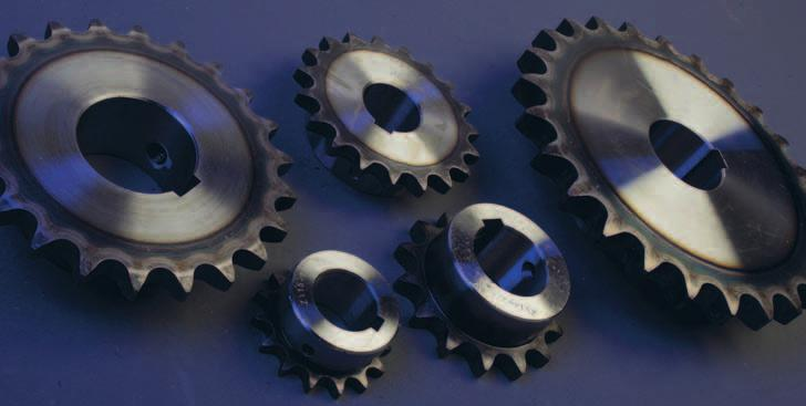 System sprockets All SYSTEM SPROCKETS have teeth subjected to induction hardening.