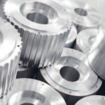The solutions 2 Production Phases of the process PHASE 2 Production of standard and special transmissions We specialise in the production of gears and teeth-cutting of sprockets and