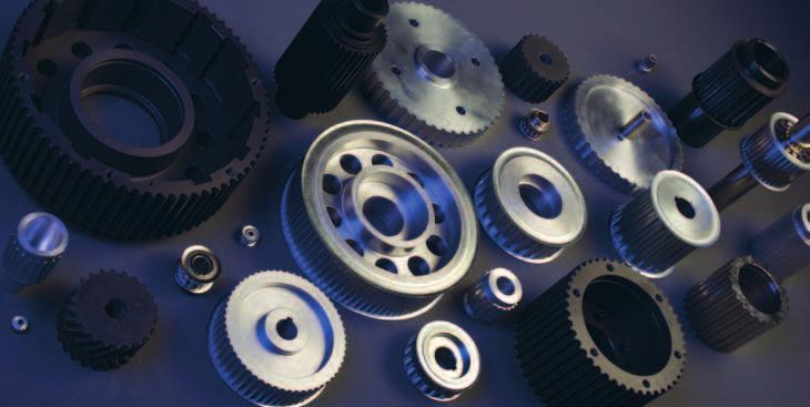 Timing pulleys We manufacture and machine timing pulleys and bars for metric pitch timing belts, aluminium timing pulleys,