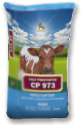 Reasons to choose CP Foods full-ration calf prestarter: Provides the complete set of vitamins vital during the first 3 months of life Develops the proper digestion Provides stronger immunity Ensures