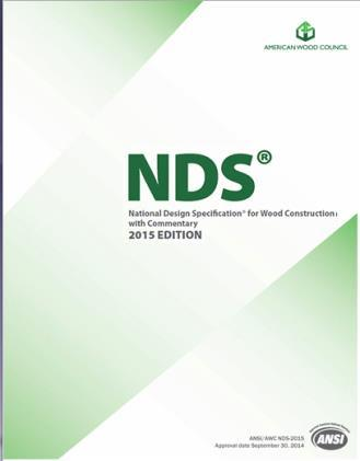 Analysis Design Requirements NDS and TPI 1 are all clear that applicable