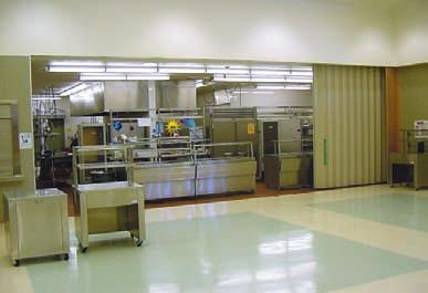 Fire & Life Safety Concerns Full service kitchens in schools pose a fire and life safety threat due to the use of open flame, combustible gases and solids which require exhaust hood extinguishing