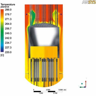 siempelkamp Nuclear Technology CFD software for nuclear technology: special benefits! CFD has already proven its value in the field of nuclear power plants.