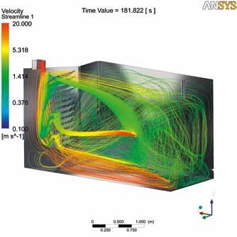 siempelkamp Nuclear Technology 56 57 CFD software saves wasteful excess in plant construction!