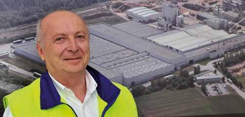 siempelkamp Machinery And Plants 62 63 Interview with Mr Bernard Retureau, Plant Manager at Egger Rambervillers S.A., France.