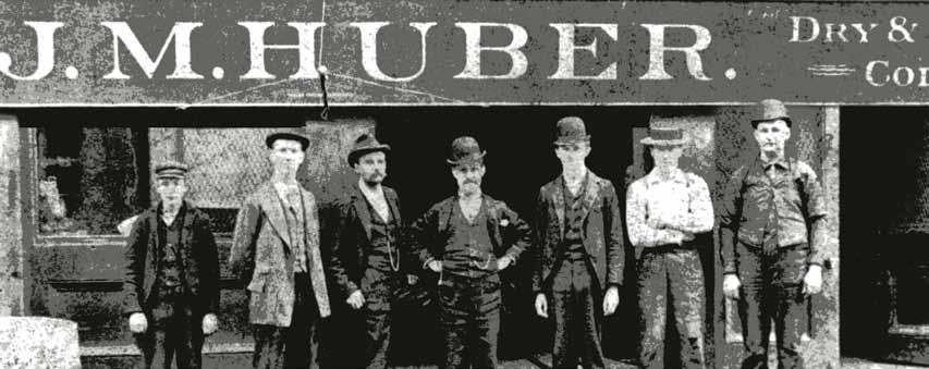 HUBER ENGINEERED WOODS LLC Our Culture Founded in 1883 by Joseph Maria Huber, the J.M. Huber Corporation transforms ideas into products that meet the challenges of an evolving world.