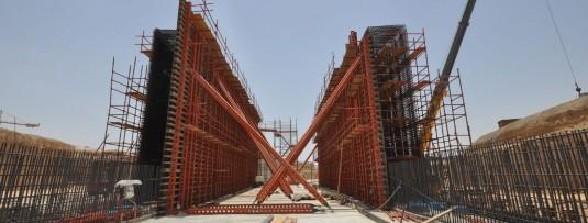 Dubai Opera House, UAE Product Overview The Superslim Soldier is the definitive formwork primary beam.