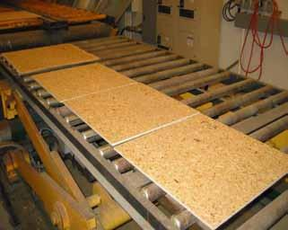 Customized HP-L Lignin For Wood Adhesives Pilot scale manufacturing of OSB and MDF wood