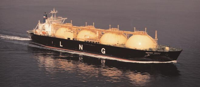 LNG Continuous involvement for over 40 years Heritage Shell International Trading and Shipping Company (STASCO) and its predecessor organisations have maintained a continuous involvement in Liquefied