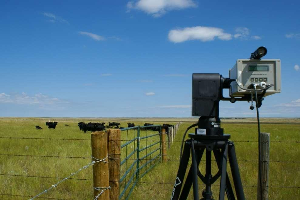 Measuring Emissions on Pasture and Farms (S.