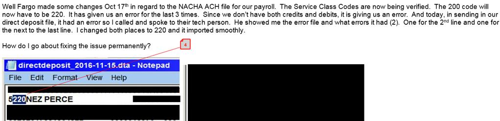 TERMINATED EMPLOYEE THE YEARS OF SERVICE IS