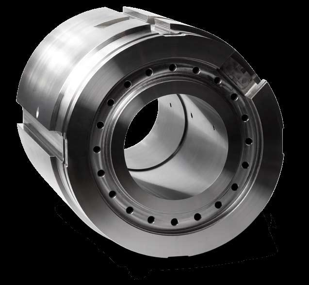 steel. Uddeholm Machining is a leading supplier to the extrusion industry.