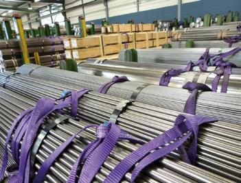 leading manufacturers of bright steel.