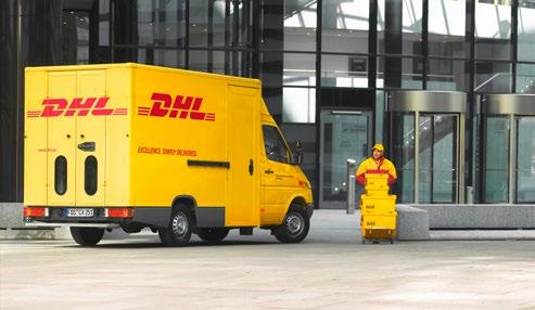 4.4 DHL Pricing Guide United Kingdom 2018 IMPORT SERVICES Our import services allow you to arrange for a shipment to be collected in another country and delivered to the United Kingdom. 4.