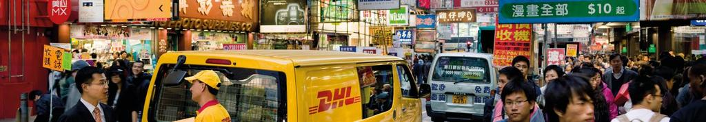 5.1 DHL Globalmail Pricing Guide United Kingdom 2018 INTERNATIONAL MAIL A convenient and cost-effective international mail service for Letters and Packets. 5.