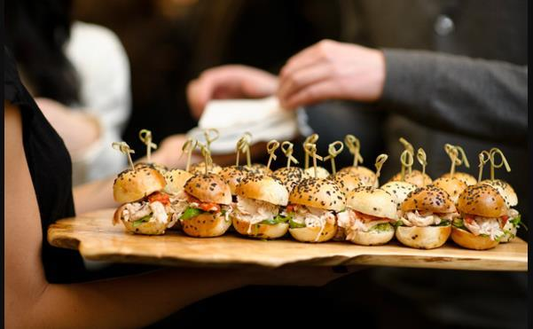 Although catering growth has been slowing in recent years,